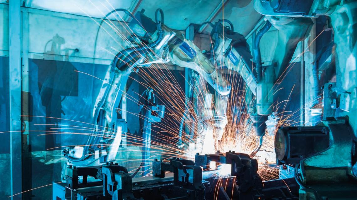 วิวัฒนาการอย่างต่อเนื่องของอุตสาหกรรมและอุตสาหกรรม 4.0