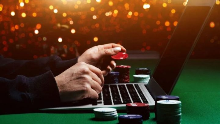 What are the various kinds of gambling games that you may play on the internet?