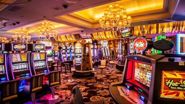 Why You Should Play Online Casino Games